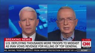 Ralph Peters praises Donald Trump