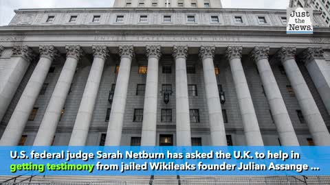 Judge calls for Assange testimony in civil suit against Fox News over Seth Rich