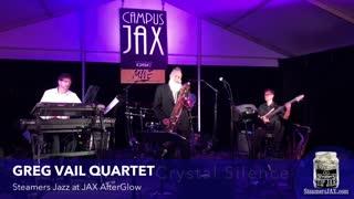 Bari Sax - Baritone Saxophone - Greg Vail New Music - Live Show