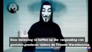 Message to the Dutch government and their Citizens
