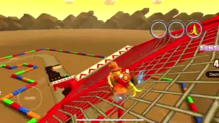 Mario Kart Tour - Daisy Driver Gameplay