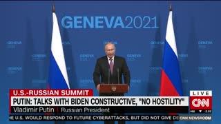 Putin response after summit