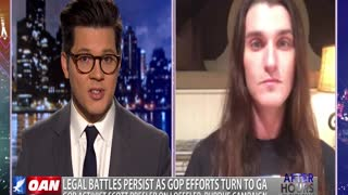 After Hours - OANN Fight for a True Election with Scott Presler