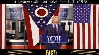 Joe Biden confuses Ted Kennedy with Robert Byrd...