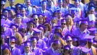 1992 Sevier County High School Graduation