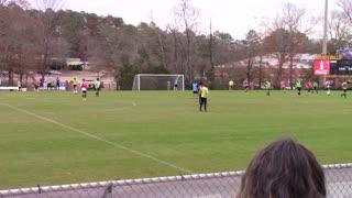 Soccer Camp Montevallo (part 1)