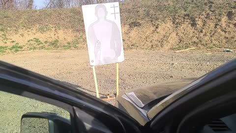 Shooting in a Vehicle | Does a Car Stop Bullets?