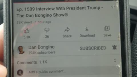 Youtube hates Trump