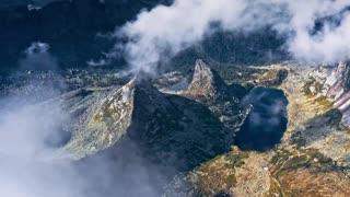 Ergaki mountains