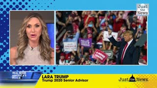 """Lara Trump: """"He is the kingmaker of the Republican Party."""""""