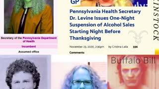 Dr Levine Travel Restrictions