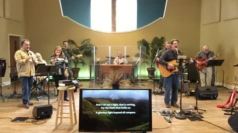 Worship service 3-14-21