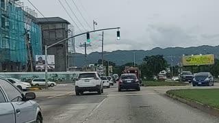 Jamaica crazy roads