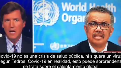 """Objetivo de la OMS con el Covid-19 y las vacunas experimentales: """"reorganizar la sociedad"""""""