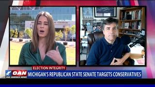 Republican Mich. state Senate targets conservatives