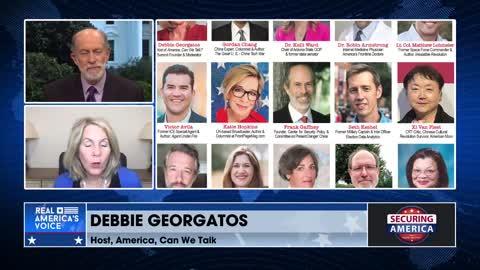 Securing America with Debbie Georgatos - 09.17.21