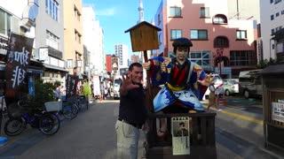 MY TRIP TO ASAKUSA TOKYO JAPAN