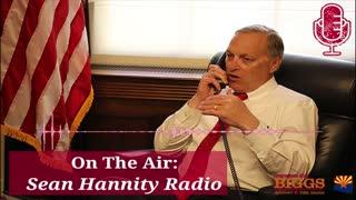 Congressman Biggs and Sean Hannity discuss President Biden's immigration policies