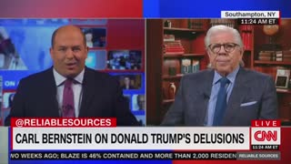 Carl Bernstein: Trump is a war criminal