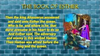 Purim Celebration The Book of Esther AmightyWind Ministry