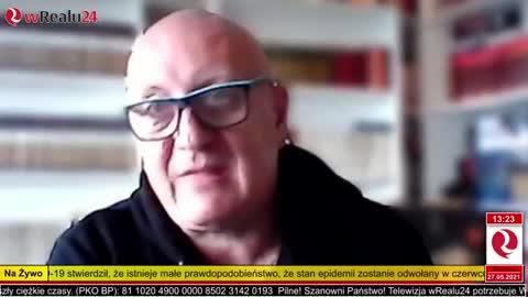 Lewandowski ma NOP? Uprowadzony bohater PiS to białoruski nazista? S. Ozdyk wRealu24