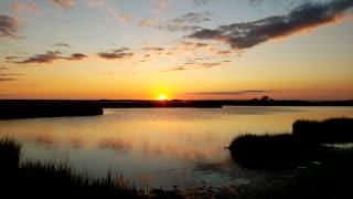 Sunset Assateague