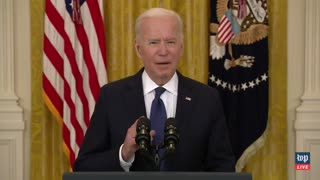 Joe Biden Tries to Clarify What's Driving Unemployment, FAILS Miserably