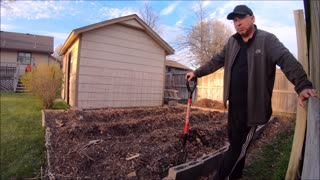 Preparing my Garden for Spring Planting. 2021