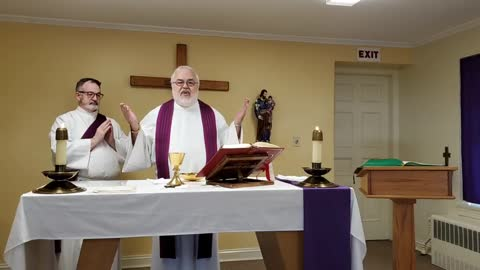 Daily Mass -- March 4, 2021