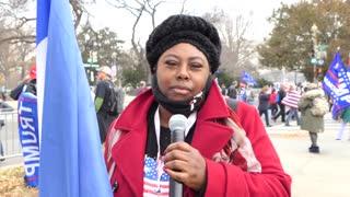 Patriotic black Americans rally for Trump in 2020!