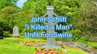 John Schlitt - I Killed a Man #450