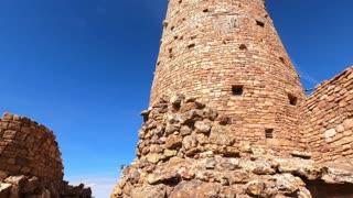 Tower at Grand Canyon