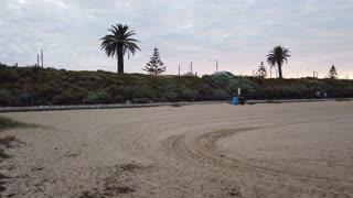 Hampton Beach walk | Melbourne | Australia