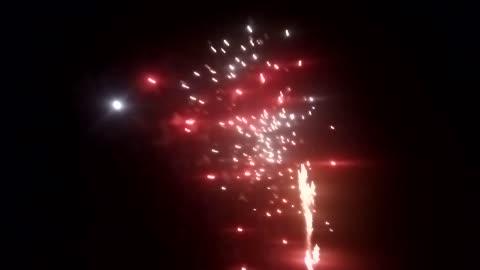 Fireworks Display #4