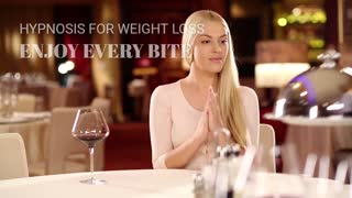Weight-loss with hypnosis
