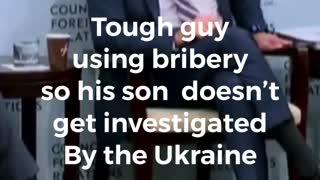 Biden Bribery