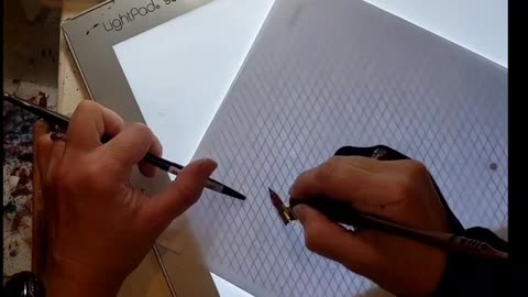 Cool Calligraphy Video
