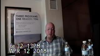 Ryan Dark White's Testimony to Ty Clevenger and Matt Couch Part III