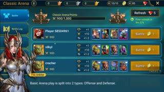 RAID Shadow Legends - Arena