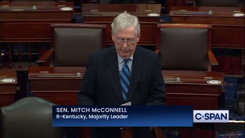 Mitch McConnell Officially Turns on President Trump
