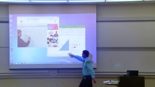 Professor prank