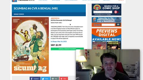 My Comic Book picks for the week of 3/24/21 **THIS IS A MUST WATCH TO KNOW**