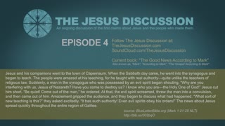 The Jesus Discussion   EP 4   Mark
