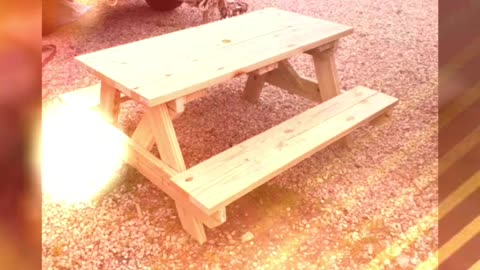 Diy picinic Table
