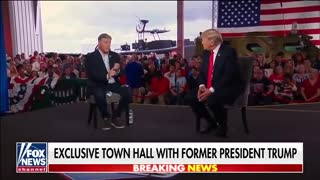 Trump says he made up his mind about running in 2024 during 'Hannity' exclusive