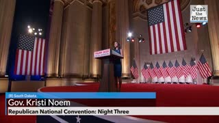 Republican National Convention, Gov. Kristi Noem Full Remarks