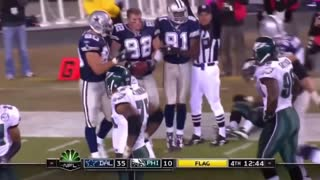 NFL Moments without context