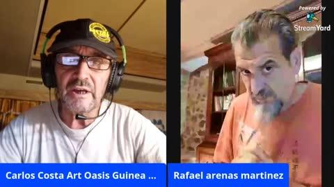 Acupuntura y salud con Rafael Arenas