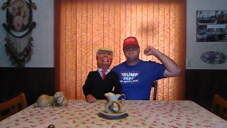 Vote For Donald Trump (Vote For Real American Values)