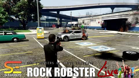 ROBSTER LIVE PODCAST - Episode #8